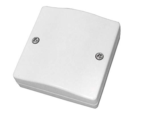 Preisvergleich Produktbild ABUS Aufputz-Schraubverteiler VT5101W 12-polig weiß schlagfest Sabotageschutz
