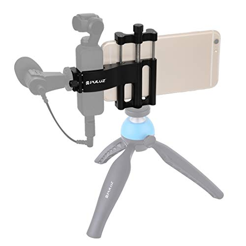 XIAODUAN-Accessories- - Multifunction Aluminum Alloy Smartphone Fixing Clamp Expansion Holder Mount Bracket for DJI New Pocket
