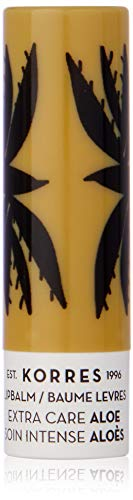 Korres Aloe Extra Care Lippenbalsam, 1er Pack (1 x 14 g)