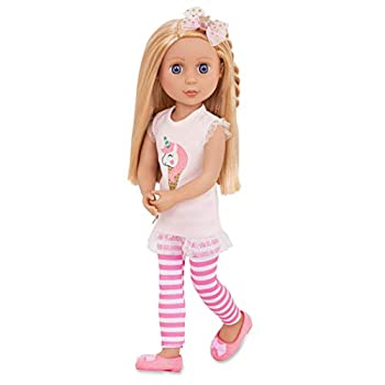 Glitter Girls Doll by Battat - Lacy 14  Poseable Fashion Doll - Dolls for Girls Age 3 and Up