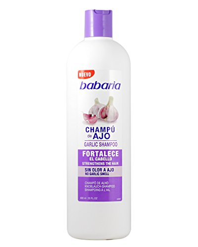 Babaria Ajo Shampooing Renforcement 600 ml