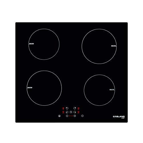 60cm Induktionskochfeld, GASLAND chef IH60BF 4 Zonen Induktions Kochfeld, mit Sensor-Touch Display/Kindersicherung/Timer