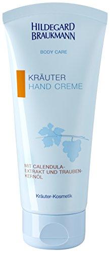 Hildegard Braukmann Body Care Kräuter Handcreme, 100 ml