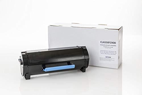 Copyclic - Tóner negro reanufacturado Lexmark MS410
