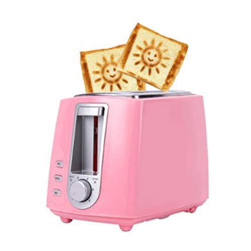 For Sale! YBZS Stainless Steel Electric Toaster Household Automatic Bread Baking Maker Breakfast Mac...