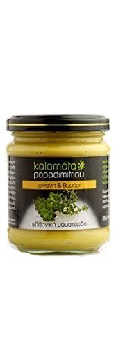 Greek Mediterranean Mustard Oregano Thyme 7.05oz Fashionable K Ranking TOP16 by or 200gr