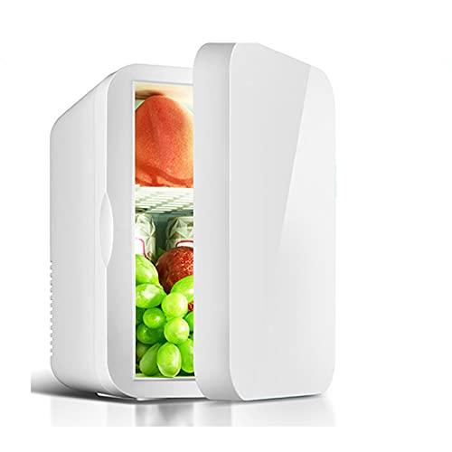 LYZL Mini refrigerador portátil más Caliente Calentador Compacto Compacto refrigerador para cosméticos Home Car Office