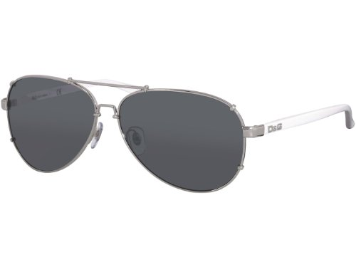 Dolce & Gabbana D&G Gafas de sol Para Hombre 6047/S - 062/6G: Plata