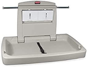 Rubbermaid Commercial Horizontal 33 25 Inch FG781888LPLAT