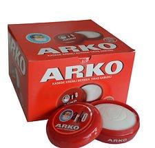 Arko Rasierseife 12 x 90gr. Karton