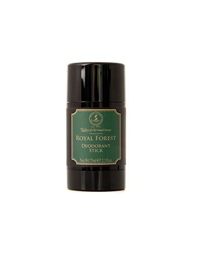 Taylor of Old Bond Street Desodorante en Barra Royal Forest 75ml, Único, Estándar