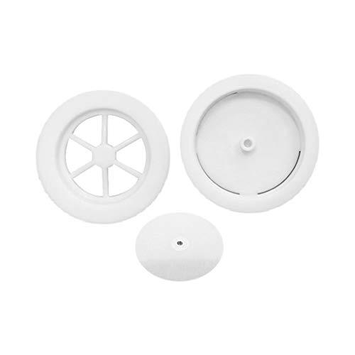 Atemventil Atemschutz Zubehör DIY Zubehör Atemventil für Handgemachte Accessoires Umweltschutz Wiederverwendbar Atemventile (50PC)