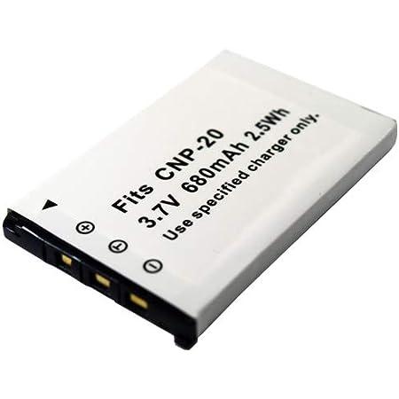≪カシオ≫ NP-20 互換バッテリー