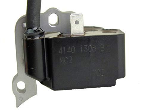 PARTSRUN #41404001308#41404001300 (ID#4140 1308B MC2) Ignition Coil Module for STIHL FC55 FS38 FS45 FS55 HL45 HS45 KM55,ZF-IG-A00167