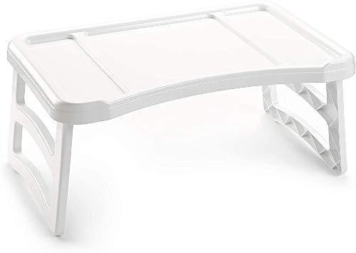 Plastic Forte 1192101 - Bandeja plegable, blanco, 51 x 33 x 23.5 cm, 1 unidad