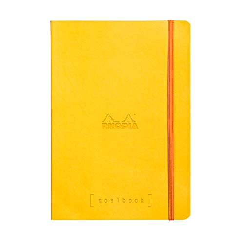 Rhodia 117756C - Goalbook, color amarillo