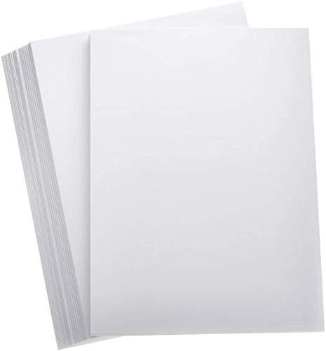 A3 weiße Karte 350 g/m² (Vision Superior), 50 Stück, superdick