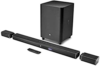 JBL 5.1-Channel 4K Ultra HD Soundbar with Wireless Subwoofer BAR 5.1