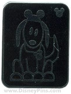 Disney Dog wearing Mouse Ears Disney Pin