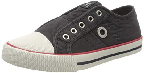 s.Oliver Damen 5-5-24635-24 Slip On Sneaker, Blau (Navy 805), 37