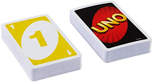 Mattel Games Uno Cdu - Double Faced W2087