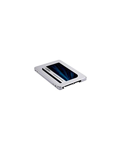 SSD-SOLID STATE DISK 2.5 500GB SATA3 CRUCIAL MX500 CT500MX500SSD1 READ 555MB