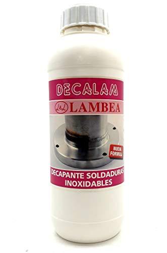 GRUPO LAMBEA - DECALAM - Decapante Gel Para Soldaduras en Acero Inoxidables - 1Kg