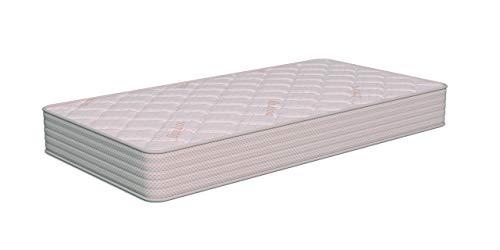 NATURALIA - Colchón de Cuna Ergosac Muelles ensacados Altura 15 cm – 57x117 cm