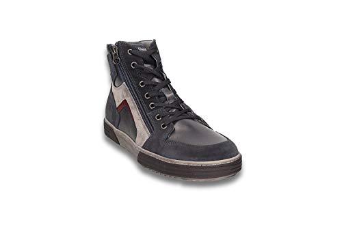 Nero Giardini Sneakers van leer voor heren