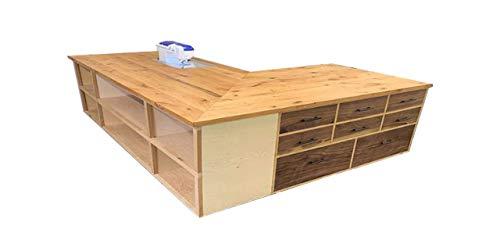 Quilting Schreibtisch Baupläne DIY Nähtisch Basteln Schneiden Schreibtisch Holzbearbeitung
