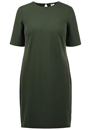 ONLY Estelle Damen Abendkleid Cocktailkleid Festliches Kleid Mit Rückenausschnitt, Größe:S, Farbe:Duffle Bag