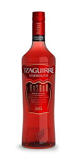 Vermouth yzaguirre rosado premium botella 1l