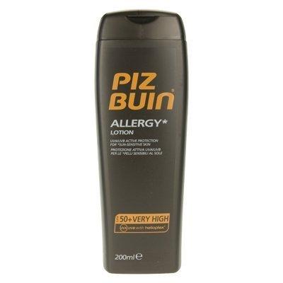 Piz Buin Allergy Lotion for Sun Sensitive Skin SPF50 + – 200 ml/6.8 oz. by Johnson & Johnson Ltd Beauty (English Manual)