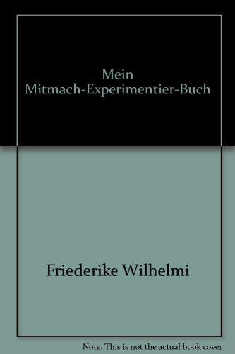 Vampy, Mein Mitmach-Experimentier-Buch.