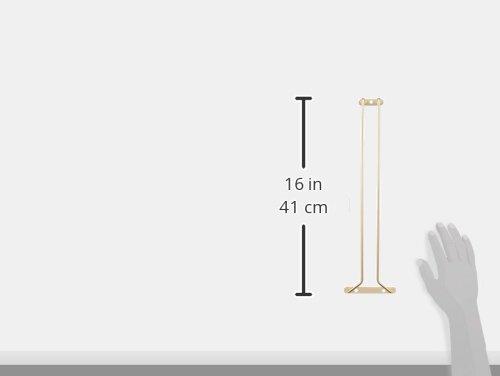 遠藤商事業務用グラスハンガー16インチスチール・真鍮メッキPGL6616