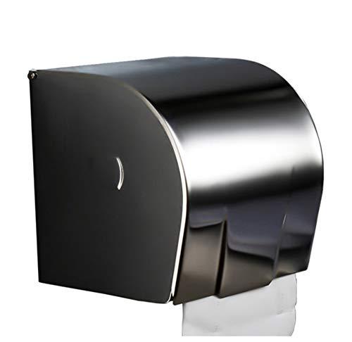 Badezimmer Badezimmer Gewebekasten 304 Edelstahl Badezimmer Wasserdichte Papierhandtuchhalter Toilette Volles Dichtungspapier