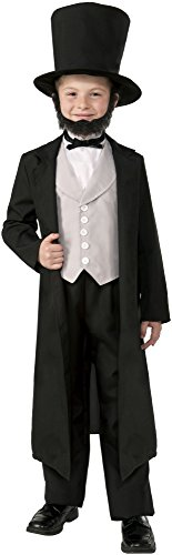 Forum Novelties Deluxe Abraham Lincoln Costume, Medium