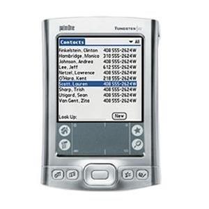 Tungsten 200MHz 16bit OSv5 4 1045NA