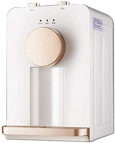 Wasserspender mit Tap Top Loading Wasserkühler Dispenser 5 Gallon Normale Temperatur Wasser und Hots, Minis, Tisch Oben Home Small Office Verwenden,Hot and Cold