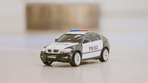 Revell Control 24655 - BMW X6 Police im Maßstab 1:24