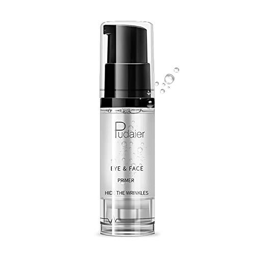 Beito 1 Botella Primer de Sombra de Ojos Magic Eye Primer Base de Maquillaje de Sombra de Ojos Para Prevenir los Lubricantes de los Pies que se enrosca Base de Base de Sombra de Ojos (8ML)