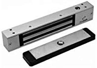 DynaLock 2511-DSM-DYN Mini-Mag Single Outswinging Door Electromagnetic Lock w/ DSM Switch & DYN Sens