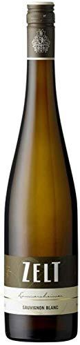 Sauvignon Blanc Laumersheimer trocken - 2017-6 x 0,75 lt. - Weingut Ernst & Mario Zelt