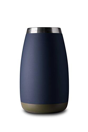 Mandahorn Acero Aktiv Kühlflasche/Weinregal Celsius Black Blue Matt (Olive Green)