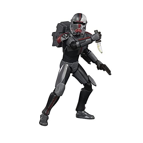 Star Wars The Black Series, Hunter della Bad Batch, Action Figure in Scala da 15 cm Ispirata alla Serie Star Wars The Clone Wars