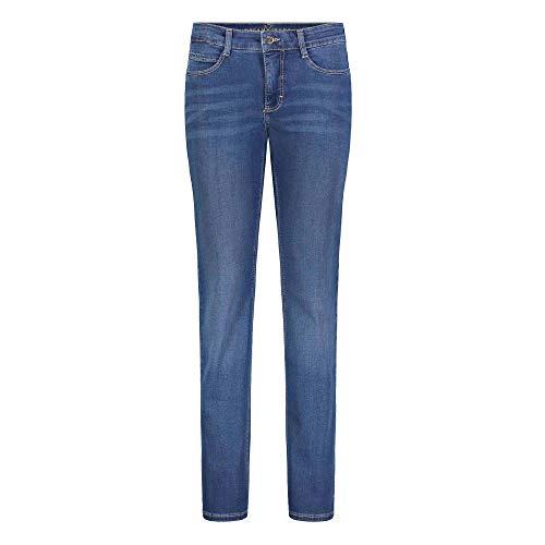 Mac Damen Jeans Dream Straight Fit Blue (82) 34/34