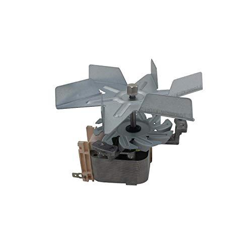 ROOwarMer Lüftermotor 230v Ventilator heißluftherdventilator backofen Motor herdlüfter herdventilator ofenlüfter umluftmotor 45w 50Hz