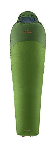 Ferrino Levity 01, Sacco a Pelo Unisex Adulto, Verde, L