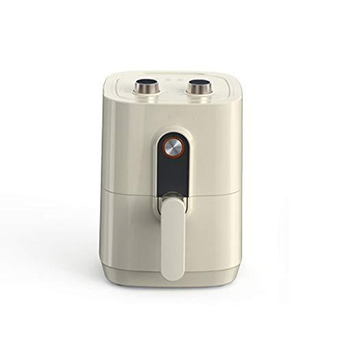 Freidora de aire, Freidora eléctrica de aire con botón superior completamente automática, La limpieza por circulación de aire caliente es conveniente, Capacidad de 2.8L Sin freidora, para el hogar