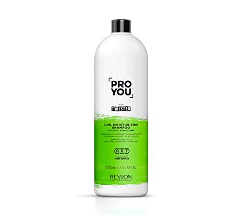 Revlon Professional ProYou Champú Hidratante Rizos 1000 ml